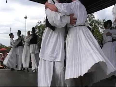 Kud August Cesarec Brckovljani Pjesme I Plesovi Moslavine Youtube