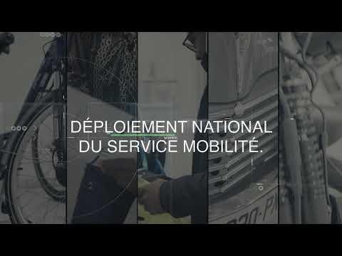 Notre solution de mobilité dans 4 grandes villes chez PSA RETAIL