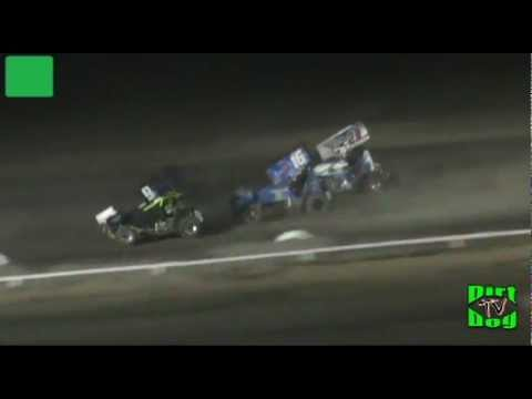 URSS 305 Sprint Cars A-Main | Wakeeney Speedway | Wakeeney, KS | 7/13/12