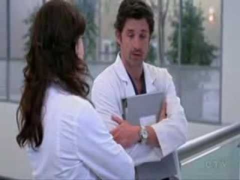'You broke up with Meredith Grey!!