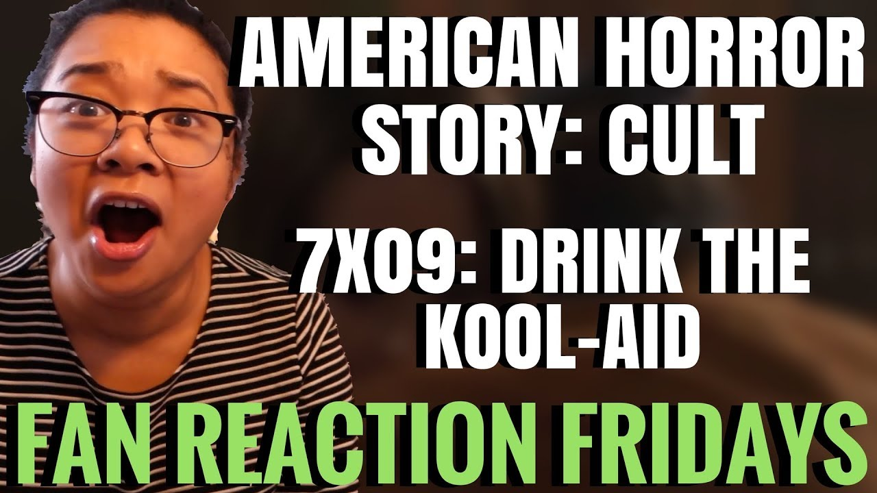 """Download American Horror Story: Cult Season 7 Episode 9: """"Drink the Kool-Aid"""" Reaction & Review 