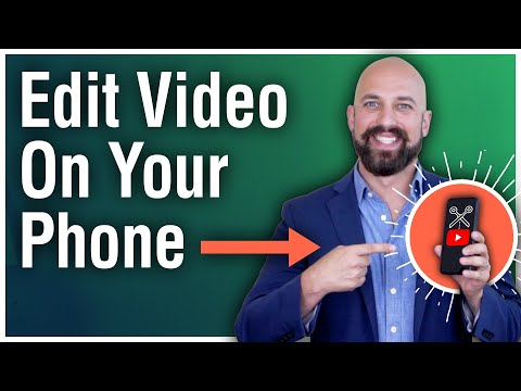 How to Edit Videos on Your Phone Like a Pro: Tutorial