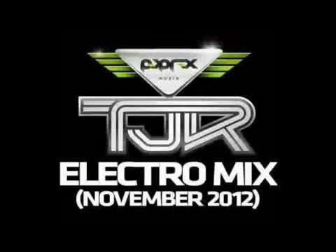"TJR - ""Electro Mix (November 2012)"" [Pop Rox Mixes - Electro House]"