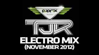 "TJR - ""Electro Mix (November 2012)"" [Pop Rox Mixes - Electro House]"