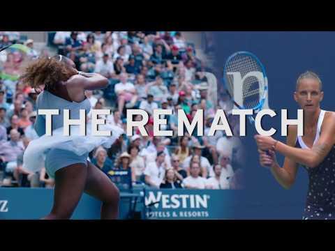 Rematch Alert: Serena Williams Vs. Karolina Pliskova