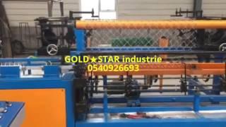GOLD☆STAR INDUSTRIE machine de fabrication de grillage