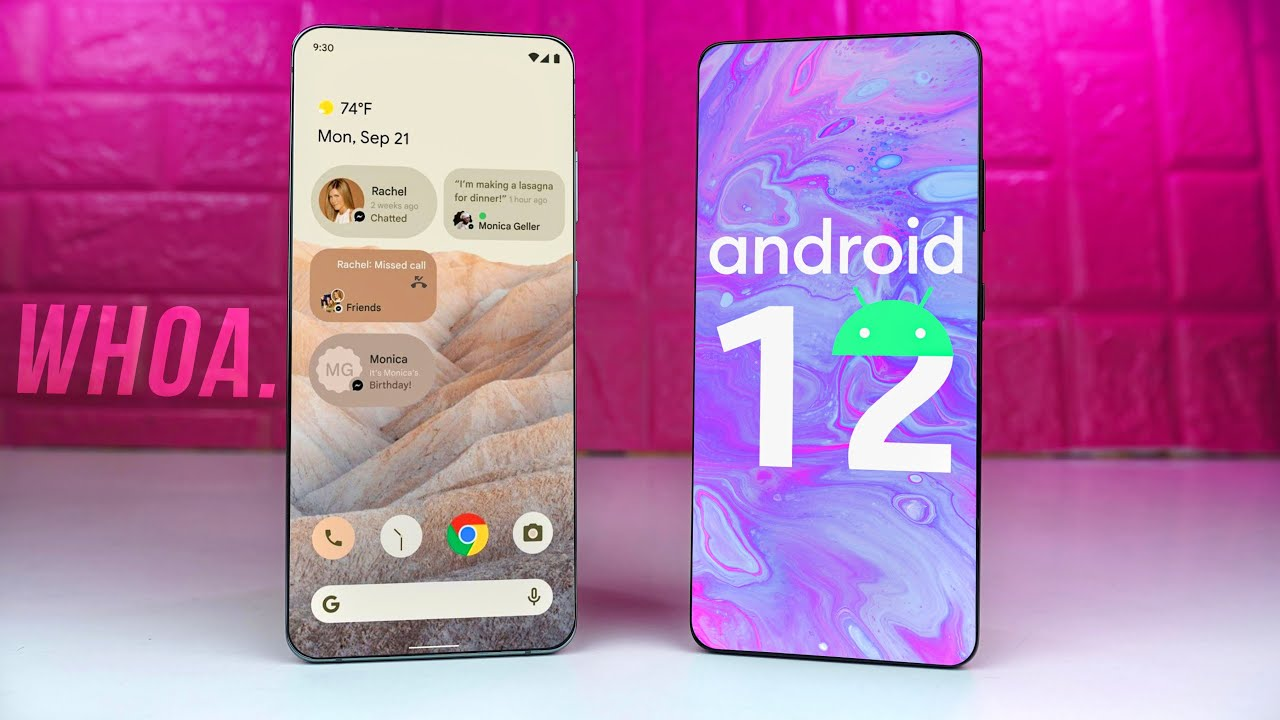Android 12 Update: Features, Roadmap, Release Date, and Eligible Devices