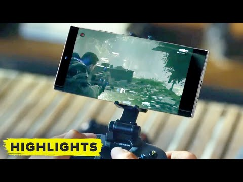 Xbox at Samsung?! Phil Spencer presents Note 20 gaming