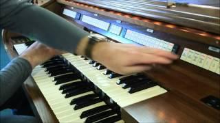 NEW HAMMOND 935 organ demo BlackHAMMOND.com