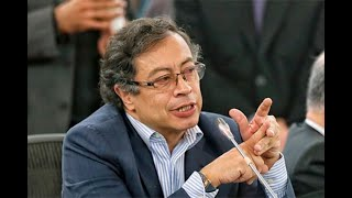 Gustavo Petro da nombres de periodistas que supuestamente aceptaron dinero de Odebrecht