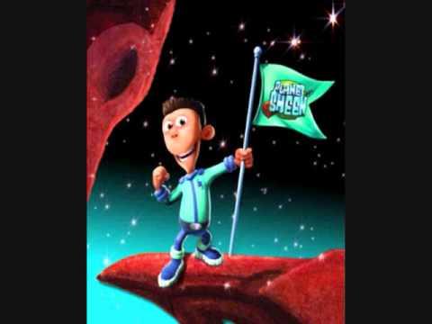 Planet Sheen Theme REVERSED!!!!!! YouTube