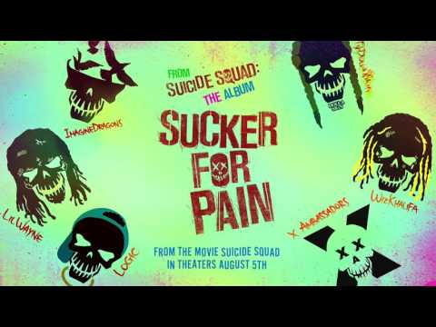 Suicide Squad - sucker for pain
