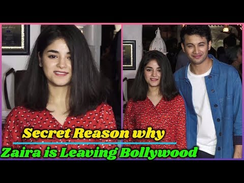 Secret Reason why Zaira Wasim Leaving Bollywood Mp3