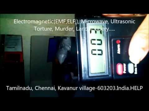 64. Electromagnetic EMF,ELF,, Microwave, Ultrasonic Torture, Murder, Land robbery HELP