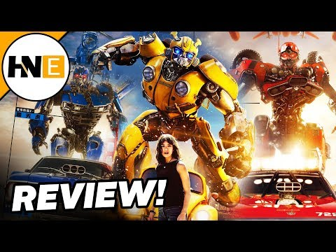 Bumblebee Movie Review - The Best Transformers Yet