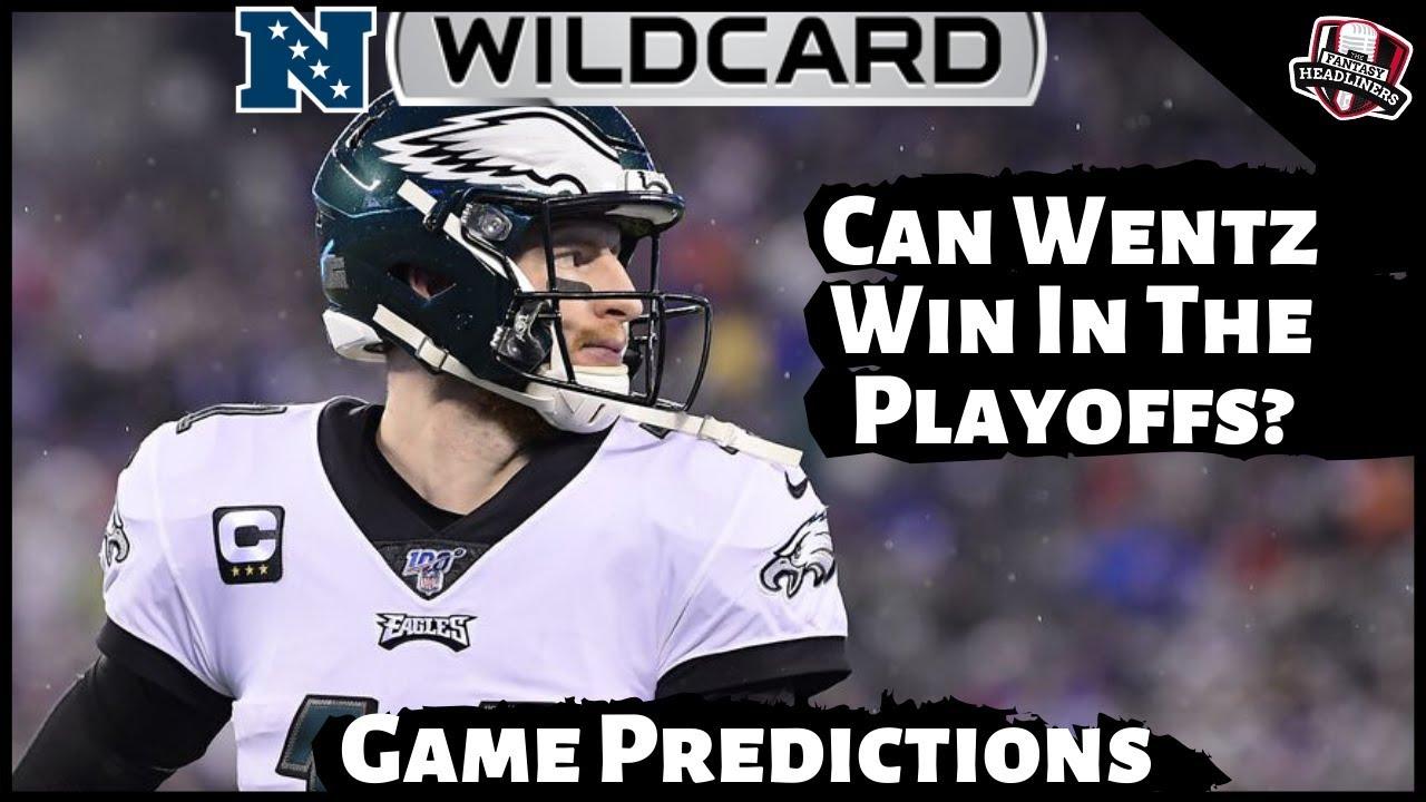 NFL Wild Card Super Sunday: Vikings At Saints; Seahawks At Eagles