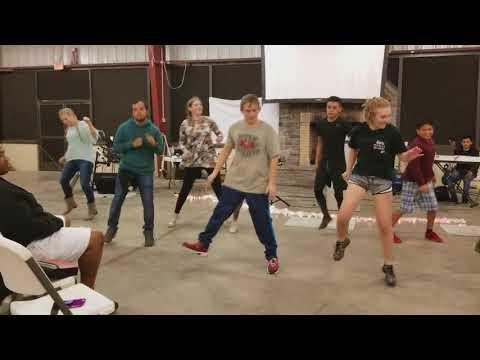 The Church Clap Dance
