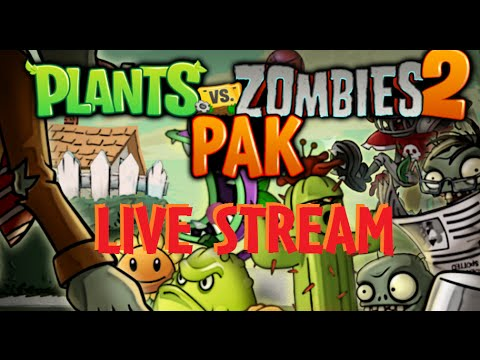 [LIVE!] Plants vs. Zombies Heroes: Playing stuff