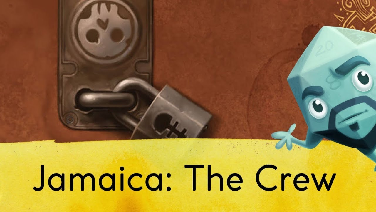 Jamaica: The Crew Review - with Zee Garcia