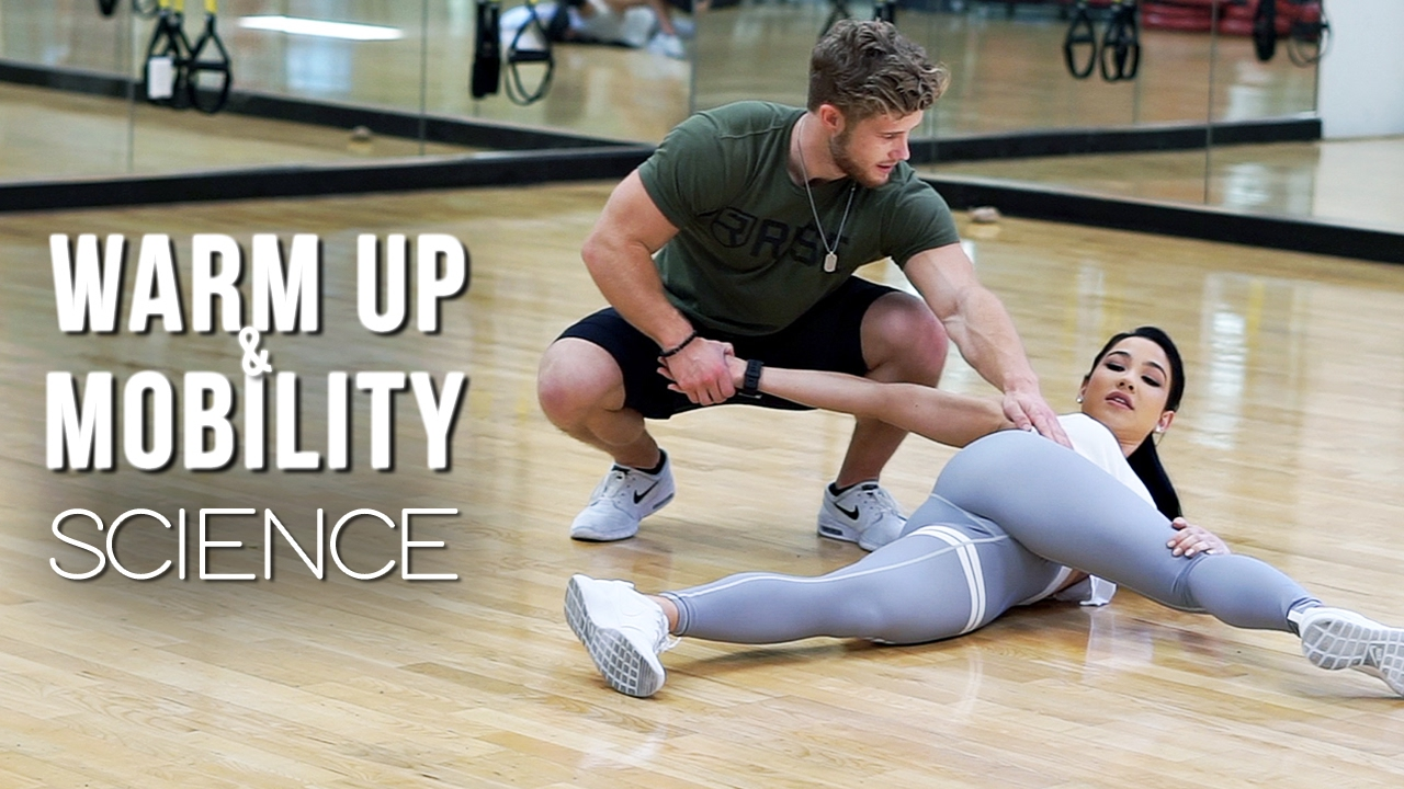 Warm Up and Mobility Science Explained (7 Studies) - YouTube