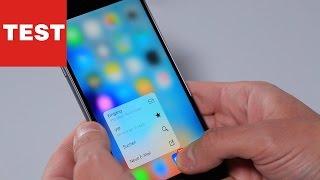 Drücken statt tippen: iPhone 6S – 3D Touch im Test