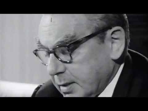 Erich Kästner - Kennst du das Land wo die Kanonen blühn? 1967 (subt: English, Deutsch, Nederlands)