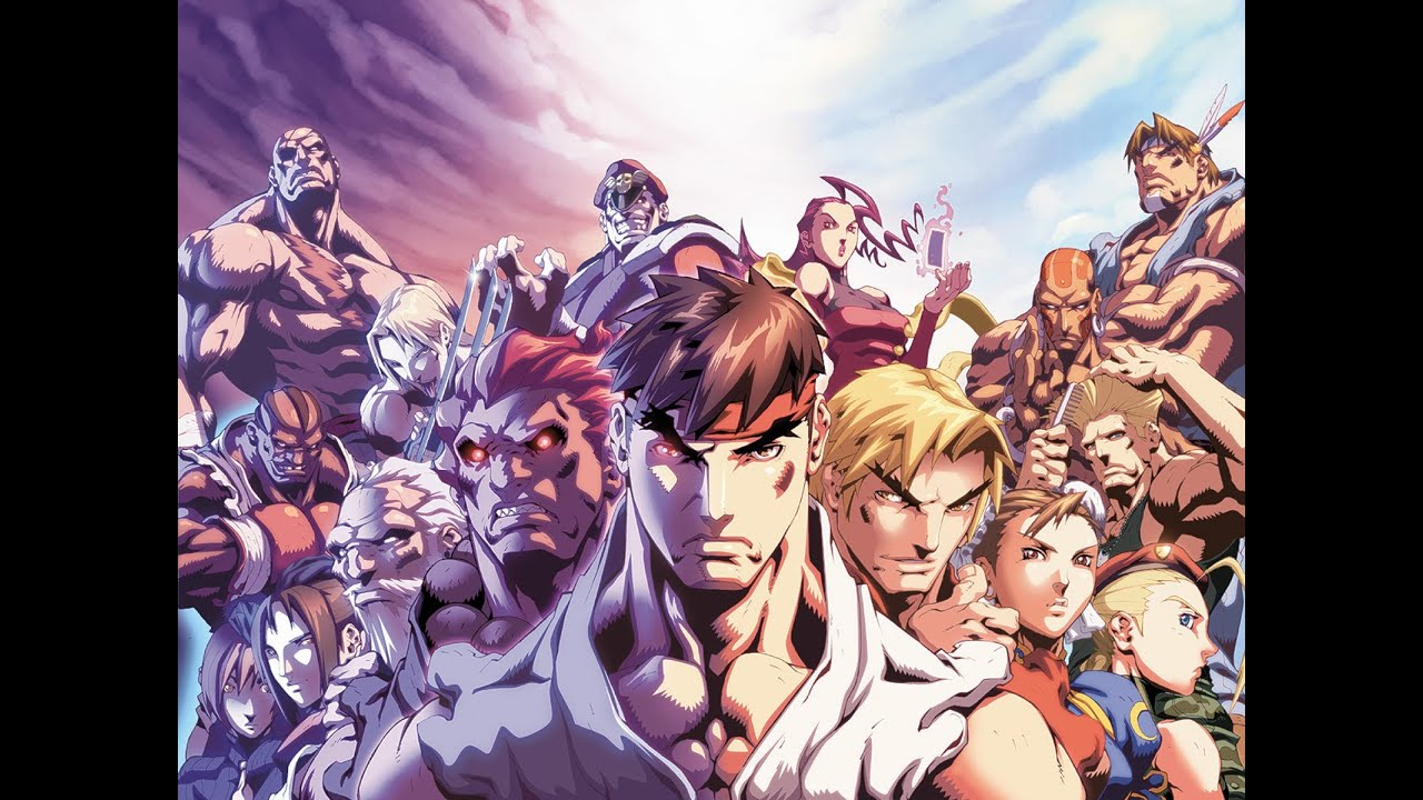 Top 10 Strongest Street Fighter Characters 2013 (OUT OF ...