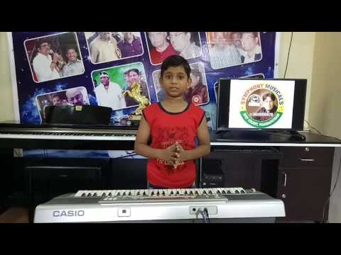 Dandalayya Song From Bahubali - 2 On Keyboard
