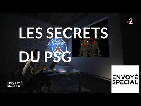Envoyé spécial. Les secrets du PSG - 8 novembre 2018 (France 2)