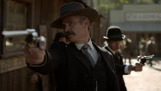 The Lynching of General Fields - Deadwood The Movie