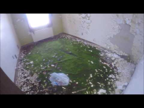 Glasgow Air Force Base MT Hospital Abandoned Part 2
