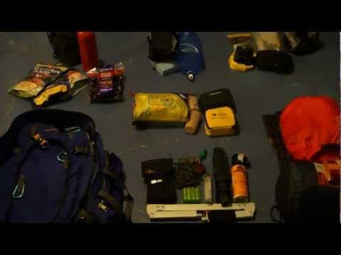 Emergency and Disaster Preparedness for You and Your Family - (3/5) Bug out Bag