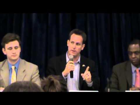 Arizona Hispanic Chamber of Commerce Debate, Tempe, 8/1/2012 (Part 1)