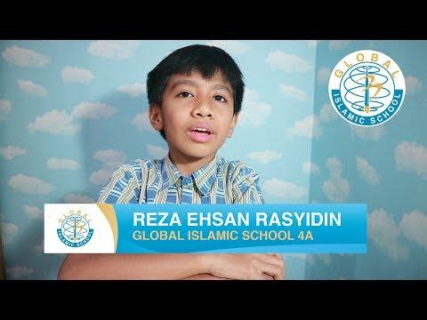 VLOG 21 : Menjadi Reporter Global Islamic School