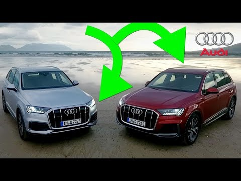2020 Audi Q7 - Is It Better Than A BMW X5? | Luxury SUV Review