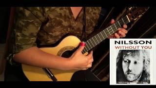 WITHOUT YOU - ukulele solo