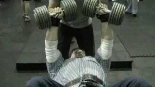 Тренировка груди. Эд Водопьянов
