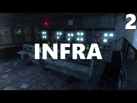 INFRA Complete Edition | Fixing The Damn Dam | Full Playthrough All Photos | [2]