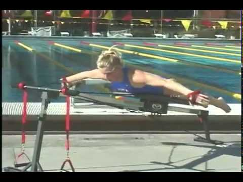 Video: Vasa 'Trainer Pro' Swimming Training Bench
