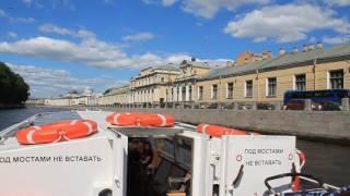 Экскурсия по рекам и каналам Санкт-Петербурга(04. 06.2016., 2016-06-04T17:39:05.000Z)