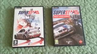 게임CD(DVD)인증 #23 슈퍼스타즈 V8 시리즈