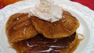 Pumpkin Pancakes - How To Recipe - Pumpkin Spice Pancakes - Diane Kometa-dishin' With Di: Video: #14