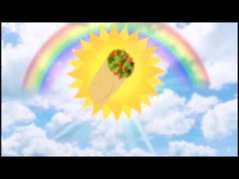 Burrito Sunshine By: Rhett and Link -Fanmade Lyric Vid