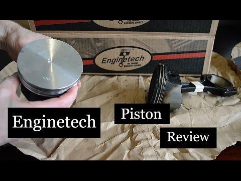 Enginetech piston review