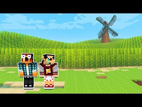 Minecraft Animado #33: MAIOR PLANTAÇÃO DO MUNDO !! ( Minecraft Animation )