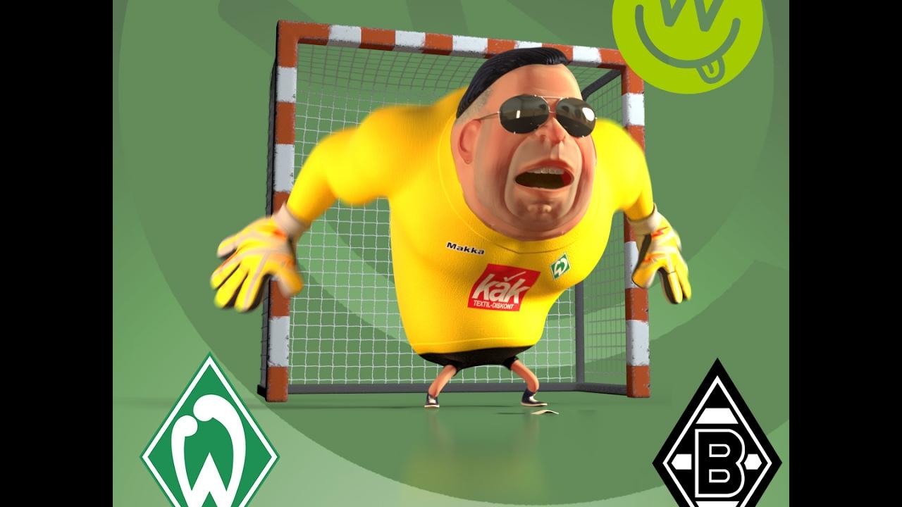Gladbach Gegen Werder Bremen