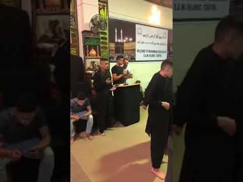 Shama se Shama Jale noha by Qadir Ali