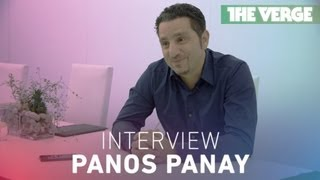 Microsoft Surface creator Panos Panay talks power, performance, and