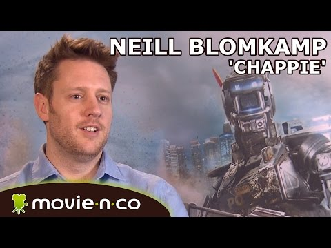 'Chappie': Interview with Neill Blomkamp