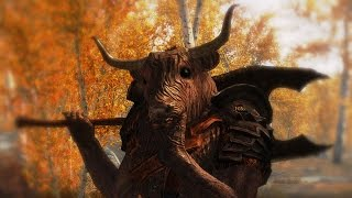 Skyrim › Minotaur of The Forest